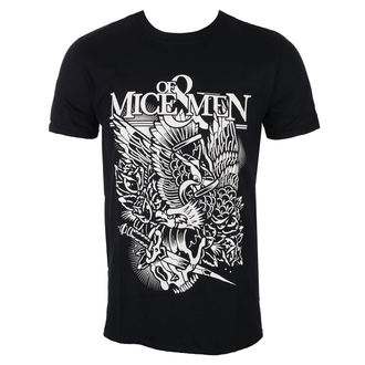 Moška metal majica Of Mice & Men - Eagle - ROCK OFF, ROCK OFF, Of Mice & Men