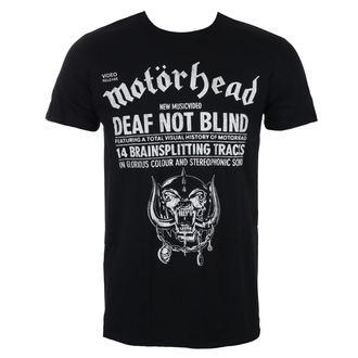 Moška metal majica Motörhead - Deaf Not Blind - ROCK OFF, ROCK OFF, Motörhead