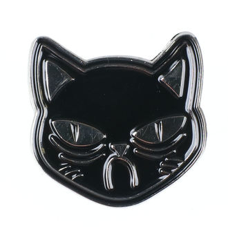 Značka DISTURBIA - Sad Cat, DISTURBIA