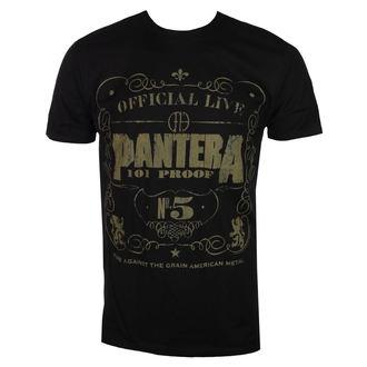 Moška metal majica Pantera - BLK 101 - BRAVADO, BRAVADO, Pantera
