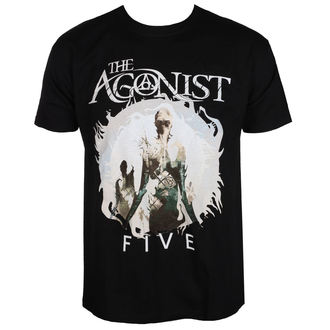 Moška metal majica Agonist - Five - NAPALM RECORDS, NAPALM RECORDS, Agonist