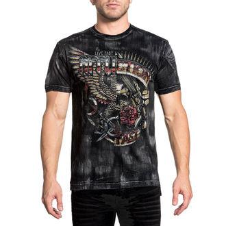 majica hardcore moški - Metal Split - AFFLICTION, AFFLICTION