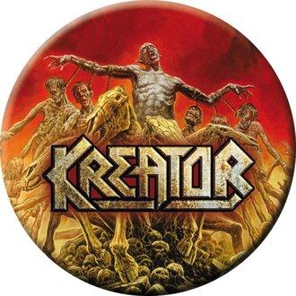 Značka KREATOR - Phantom antichrist - NUCLEAR BLAST, NUCLEAR BLAST, Kreator