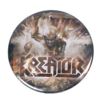 Značka KREATOR - Phantom antichrist - limited - NUCLEAR BLAST, NUCLEAR BLAST, Kreator