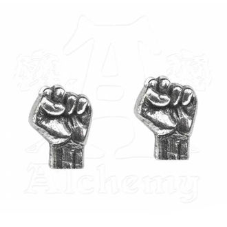 Uhani Rage Against The Machine - Fist - ALCHEMY GOTHIC, ALCHEMY GOTHIC, Rage against the machine