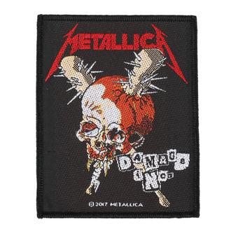 Našitek METALLICA - DAMAGE - RAZAMATAZ, RAZAMATAZ, Metallica
