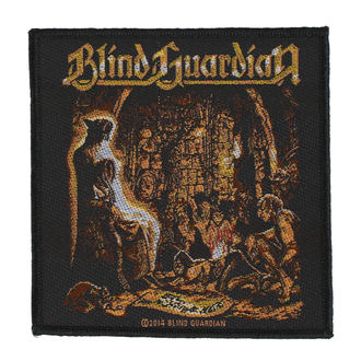 Našitek BLIND GUARDIAN - TALES FROM THE TWILIGHT - RAZAMATAZ, RAZAMATAZ, Blind Guardian