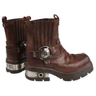 Usnjeni moški čevlji - VENTURE AVIADOR - NEW ROCK, NEW ROCK
