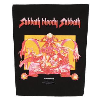 Našitek velik BLACK SABBATH - SABBATH BLOODY SABBATH - RAZAMATAZ, RAZAMATAZ, Black Sabbath
