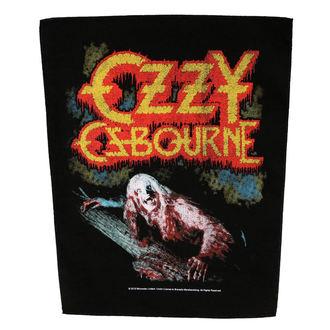 Našitek velik OZZY OSBOURNE - BARK AT THE MOON - RAZAMATAZ, RAZAMATAZ, Ozzy Osbourne
