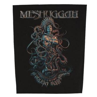 Našitek velik MESHUGGAH - VIOLENT SLEEP OF REASON - RAZAMATAZ, RAZAMATAZ, Meshuggah