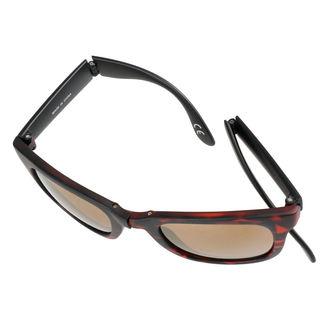 Sončna očala VANS - MN FOLDABLE SPICOLI - Tortoise, VANS