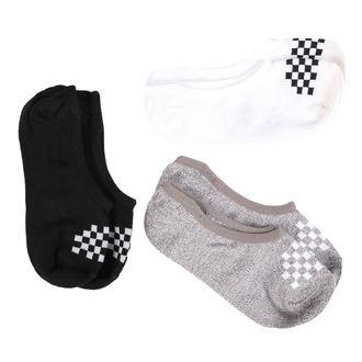Otroške gleženj nogavice VANS - WM 1-6 3PK BSC ASSOR Multi, VANS