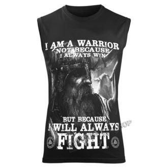 Moški Top VICTORY OR VALHALLA - I AM A WARRIOR, VICTORY OR VALHALLA