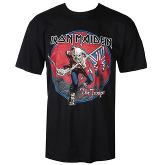 Moška Metal Majica Iron Maiden - Trooper - ROCK OFF, ROCK OFF, Iron Maiden