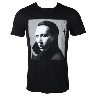 Moška Metal Majica Marilyn Manson - Heaven - ROCK OFF, ROCK OFF, Marilyn Manson