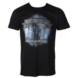 Moška Metal Majica Bon Jovi - NEW JERSEY - PLASTIC HEAD, PLASTIC HEAD, Bon Jovi