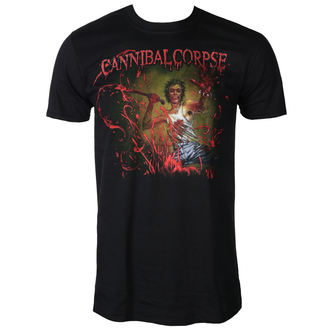 Moška Metal Majica Cannibal Corpse - RED BEFORE BLACK - PLASTIC HEAD, PLASTIC HEAD, Cannibal Corpse