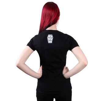Ženska hardcore majica - Destination Nowhere - Akumu Ink, Akumu Ink
