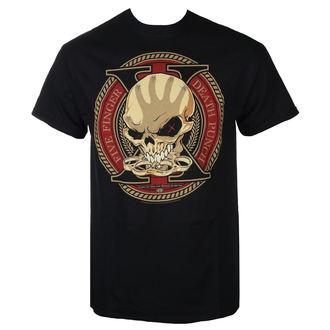 Moška metal majica Five Finger Death Punch - Decade Of Destruction - ROCK OFF, ROCK OFF, Five Finger Death Punch