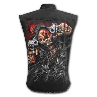 Moška majica brez rokavov SPIRAL - Five Finger Death Punch - ASSASSIN, SPIRAL, Five Finger Death Punch
