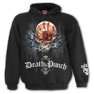 Moški pulover s kapuco Five Finger Death Punch - Five Finger Death Punch - SPIRAL, SPIRAL, Five Finger Death Punch