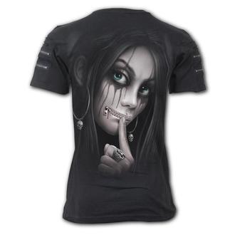 Moška majica - ZIPPED - SPIRAL, SPIRAL