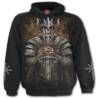 Moški pulover s kapuco - VIKING WARRIOR - SPIRAL, SPIRAL