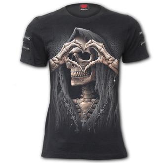 Moška majica - DARK LOVE - SPIRAL, SPIRAL