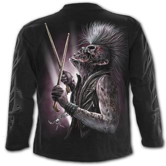 Moška majica - ZOMBIE BACKBEAT - SPIRAL, SPIRAL