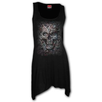 Ženska obleka SPIRAL - SKULL ILLUSION, SPIRAL