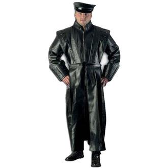 Moški plašč ZOELIBAT - Black, ZOELIBAT