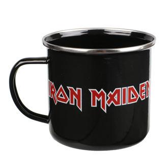 Emajlirana skodelica Iron Maiden - Logo, NNM, Iron Maiden