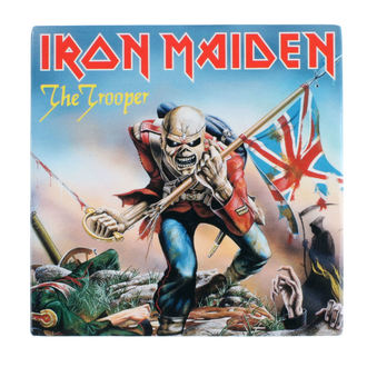 Magnet Iron Maiden - Trooper, NNM, Iron Maiden