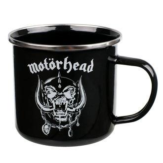 Emajlirana skodelica Motörhead - Logo - EMUGMH1