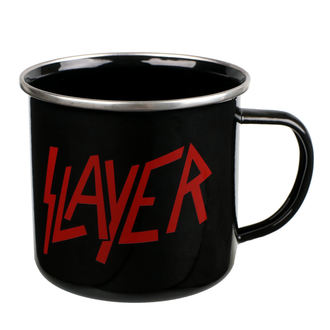 Emajlirana skodelica Slayer - Logo, NNM, Slayer