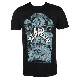 Moška metal majica Led Zeppelin - Black -, NNM, Led Zeppelin
