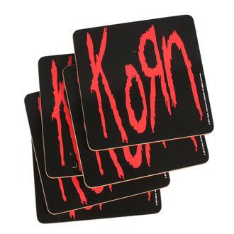 Podstavki KORN - ROCK OFF, ROCK OFF, Korn