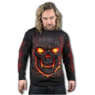 Moška majica - SKULL LAVA - SPIRAL, SPIRAL
