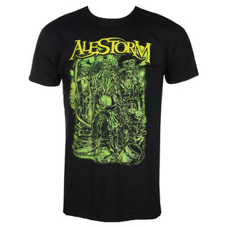 Moška metal majica Alestorm - TAKE NO PRISONERS - PLASTIC HEAD, PLASTIC HEAD, Alestorm