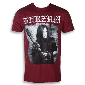 Moška metal majica Burzum - ANTOLOGIJA 2018 (MAROON) - PLASTIC HEAD, PLASTIC HEAD, Burzum