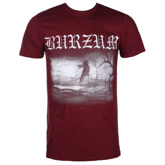 Moška metal majica Burzum - ASKE 2013 (MAROON) - PLASTIC HEAD, PLASTIC HEAD, Burzum