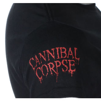 Ženska metal majica Cannibal Corpse - FOETUS BLOOD SPLATTER - PLASTIC HEAD, PLASTIC HEAD, Cannibal Corpse