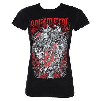 Ženska metal majica Babymetal - ROSEWOLF - PLASTIC HEAD, PLASTIC HEAD, Babymetal