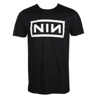 Moška metal majica Nine Inch Nails - CLASSIC WHITE LOGO - PLASTIC HEAD, PLASTIC HEAD, Nine Inch Nails