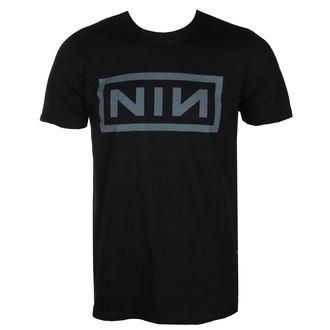 Moška metal majica Nine Inch Nails - CLASSIC GREY LOGO - PLASTIC HEAD, PLASTIC HEAD, Nine Inch Nails