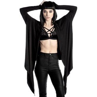Ženska jopa s kapuco - Raider Cloak - KILLSTAR, KILLSTAR