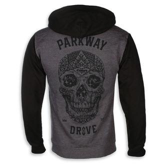 Moška jopa s kapuco Parkway Drive - Skull - KINGS ROAD, KINGS ROAD, Parkway Drive