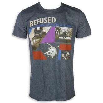 Moška majica Refused - The Shape Of Punk - KINGS ROAD, KINGS ROAD, Refused