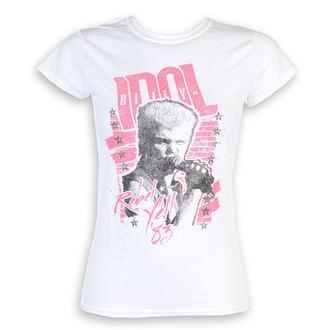 Ženska metal majica Billy Idol - Rebel Yell - ROCK OFF, ROCK OFF, Billy Idol